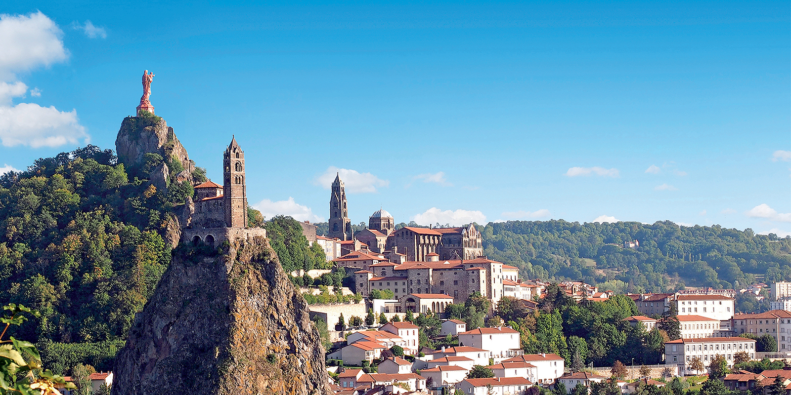 Le Puy - Conques: the Way of St James stage by stage