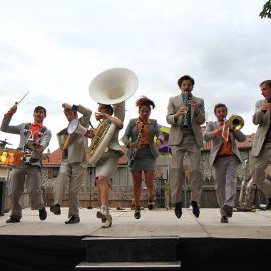 The Monastier Brass Music Festival