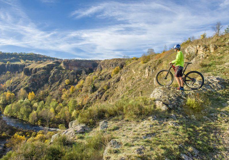 Mountain-bike trails