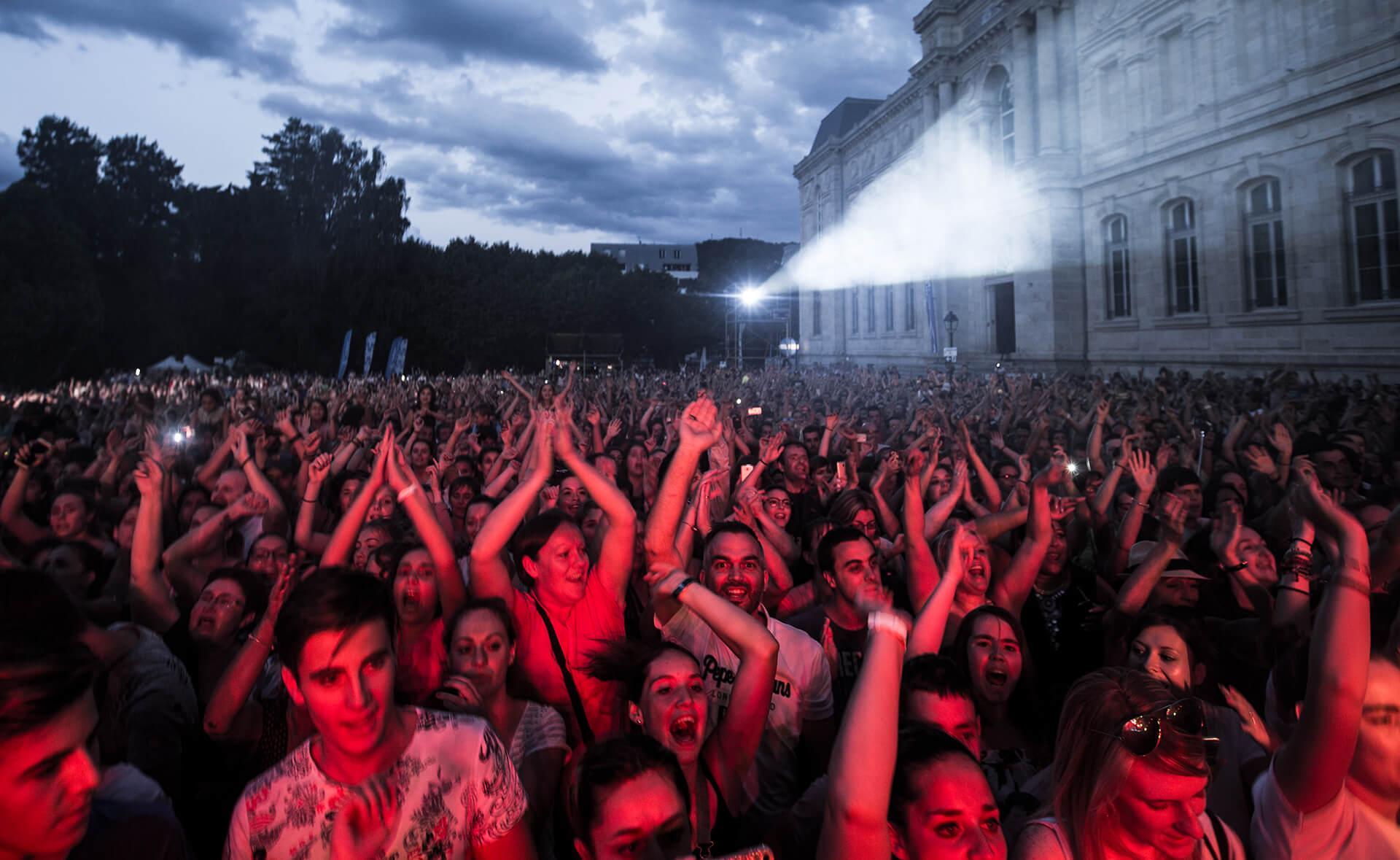 Festival stays