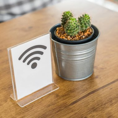 WIFI areas & terminals for rent