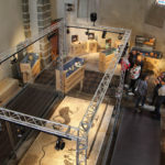 We visited the Gallo-Roman Museum of Saint-Paulien