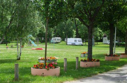 Aire de Service Pour Camping-Car
