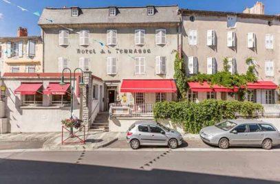 Hôtel-Restaurant La Terrasse