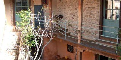 Cafe – Restaurant Court la Vigne