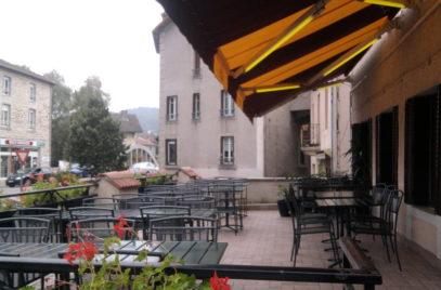 Café Restaurant de la Halle