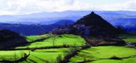 Itinéraire VTT – La Croix de Servissac