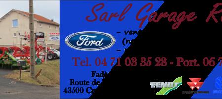Sarl Garage Robert