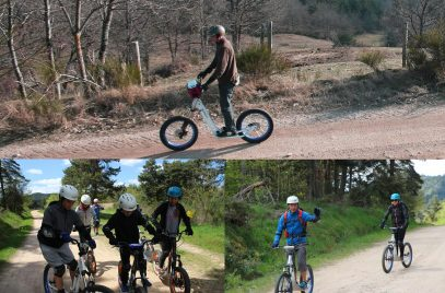 Dirtscoot – Trotinette tout terrain