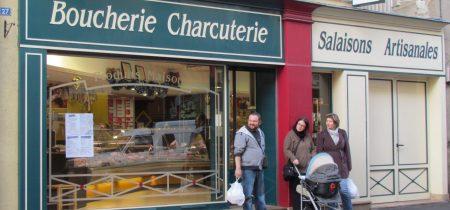 Boucherie Charcuterie Pourrat