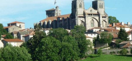 Groups : guided tours of La Chaise-Dieu