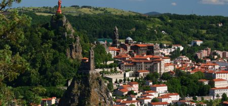 Group : Half-day in Le Puy-en-Velay, visit of the city with lunch