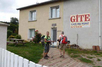 Café du Pont – Halte Randonneurs
