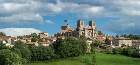 Groups : day trip to discover La Chaise-Dieu, Lavaudieu and Brioude