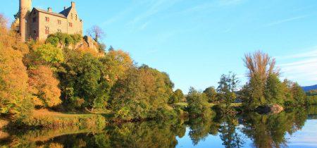 Les Gorges de la Loire à pied : De Aurec sur Loire au Puy-en-Velay