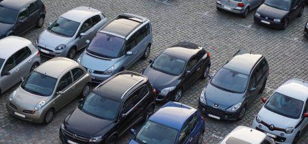 Parking de la Gare et Bertrand de Doue Pôle Intermodal