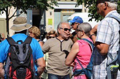Activité séminaire : Visite ville