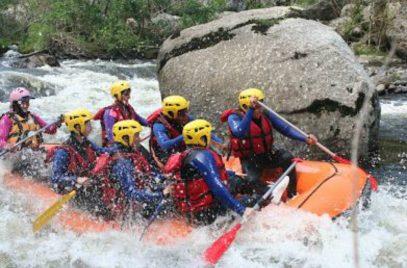 Tonic Rafting – Eaux Vives