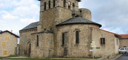 Eglise Romane Antonine