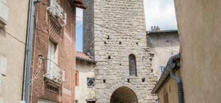 Craponne-sur-Arzon – Centre Historique