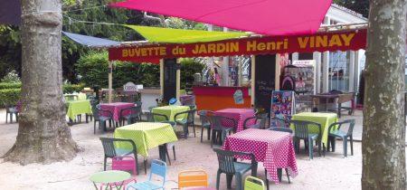 Hotspot Wifi – jardin Henri Vinay