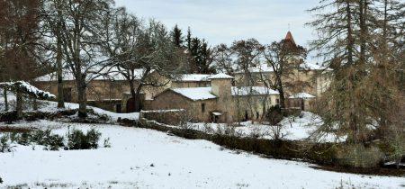 Château privé de Folgoux