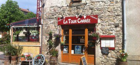 """Crêperie """"La Tour Carrée"""""""