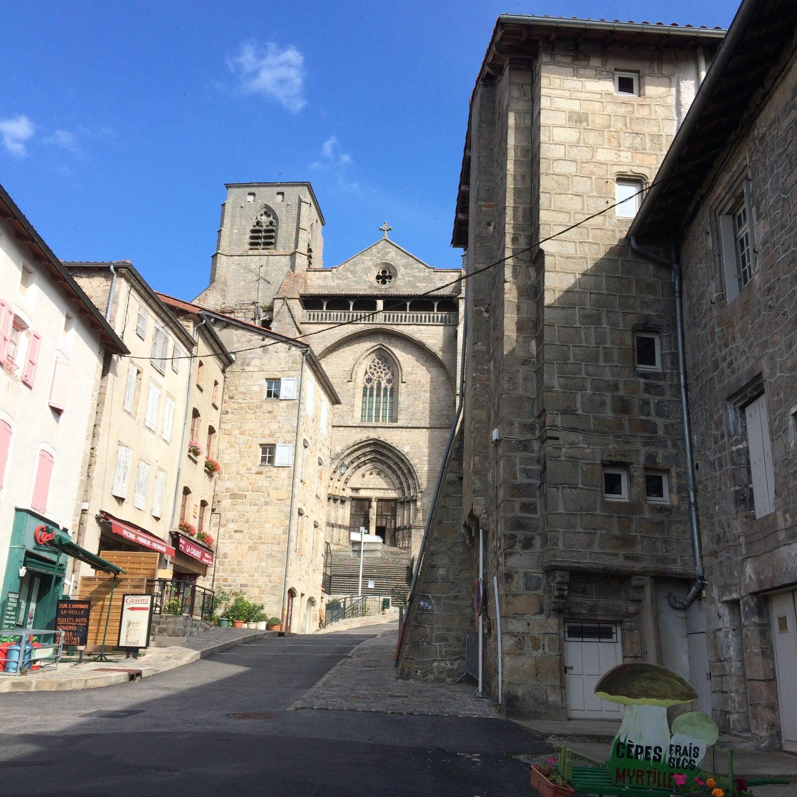 Medieval village tour